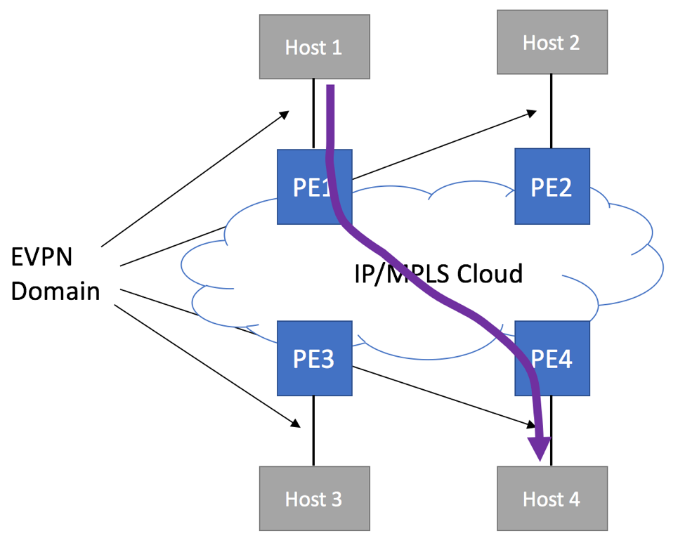 EVPN Need for IGMP Proxy - Unicast